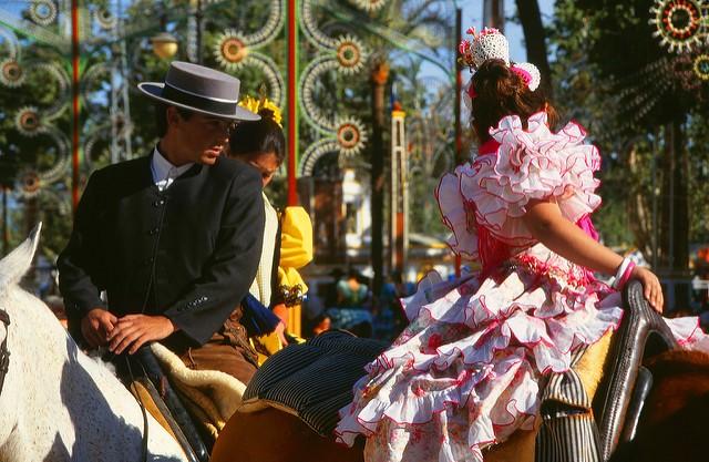 فرهنگ و آداب و رسوم اسپانیا