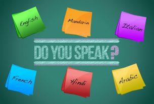 بازدهی یادگیری زبان خارجی