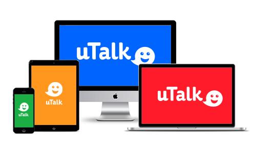 اپلیکیشن UTalk