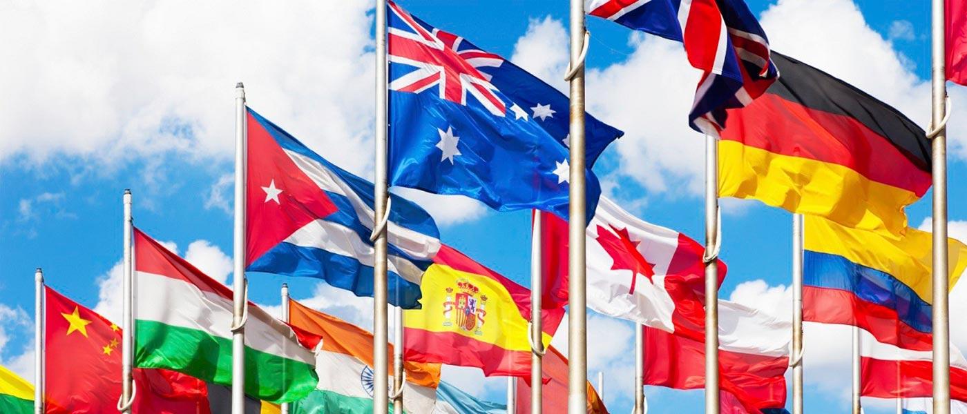 ارتباط بین زبان ها و قومیت ها