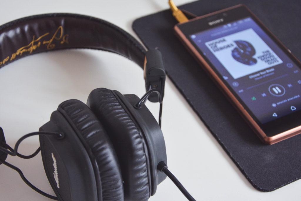 یادگیری زبان انگلیسی با موسیقی