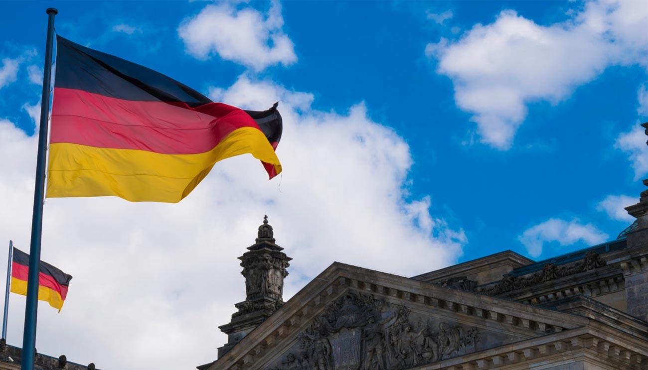 زبان آلمانی ( تاریخچه و گویش )